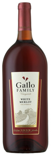 Gallo Family Vineyards White Merlot 1.50l - Case of 6